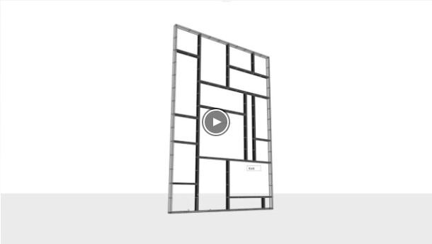 معماری کلاسیک- الهام گرفته شده از سبک پیت موندریان