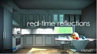 Real-time reflections